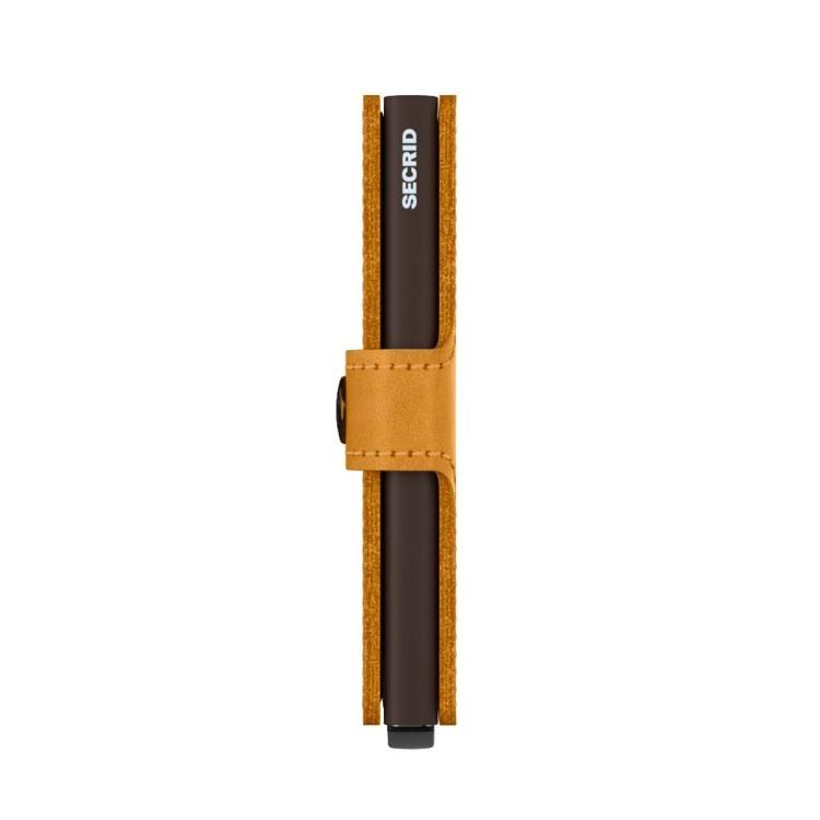 Secrid Kortholder Mini wallet Gul 5