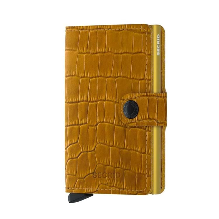Secrid Kortholder Mini wallet Karry gul 1