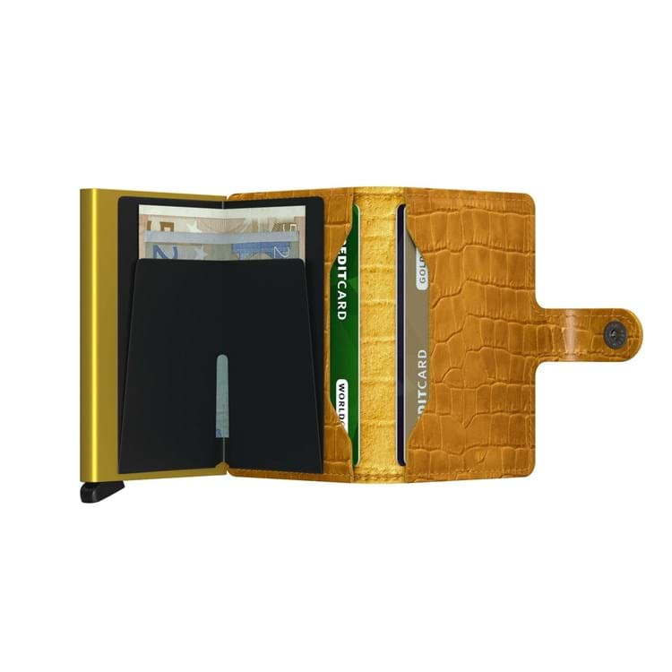 Secrid Kortholder Mini wallet Karry gul 3