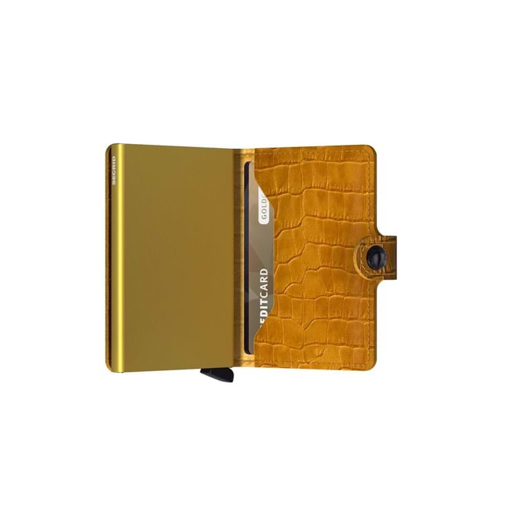 Secrid Kortholder Mini wallet Karry gul 4