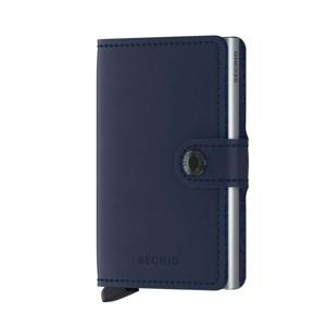Secrid Kortholder Mini wallet Blå