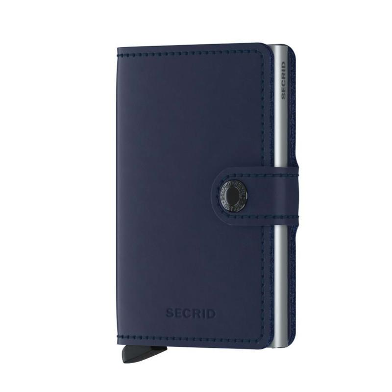 Secrid Kortholder Mini wallet Blå/blå 1