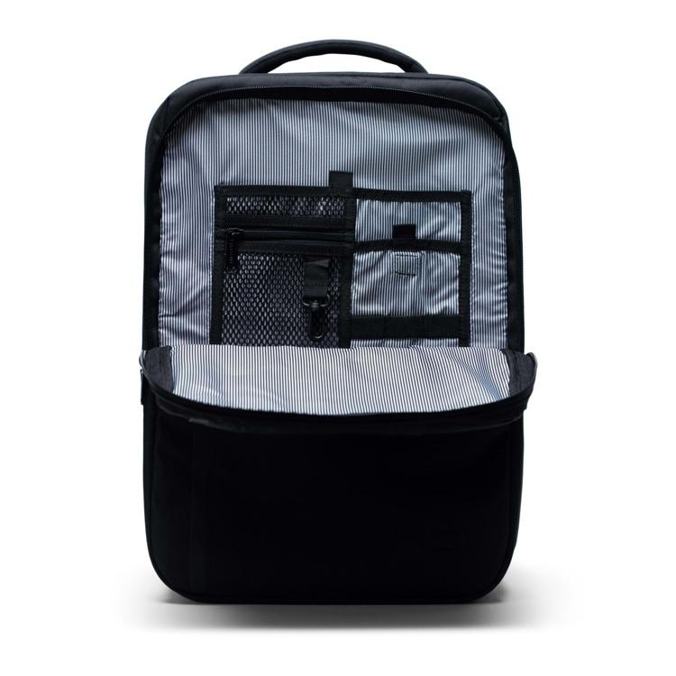 Herschel Rygsæk Travel Backpack Sort 2