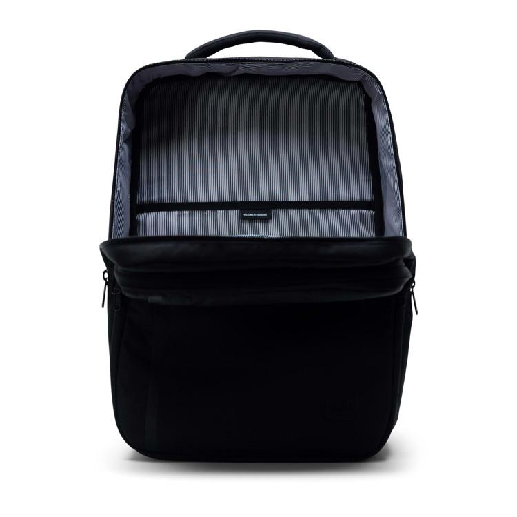 Herschel Rygsæk Travel Backpack Sort 3