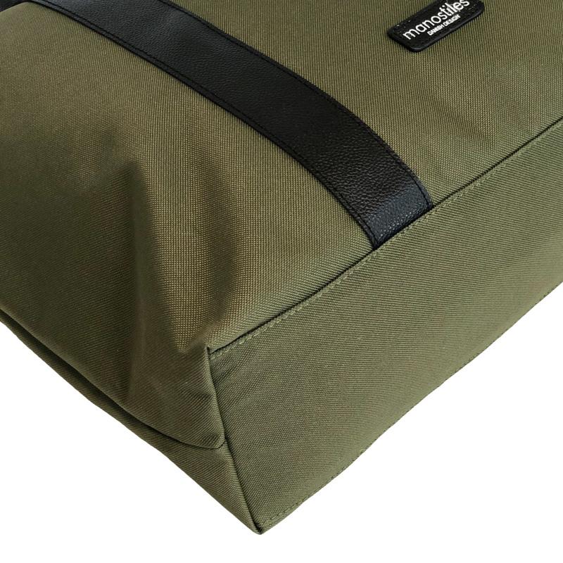 Manostiles Weekend Bag Oliven Grøn 2