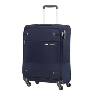 Samsonite Kuffert Base Boost 55 Cm Blå