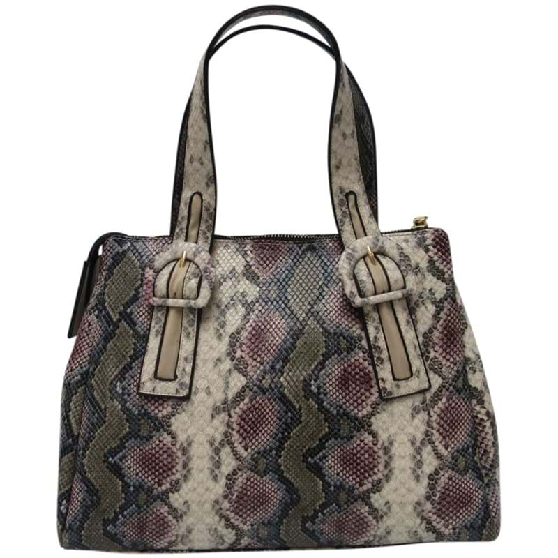 Saint Sulpice Shopper Rose,Grey,Creme 1