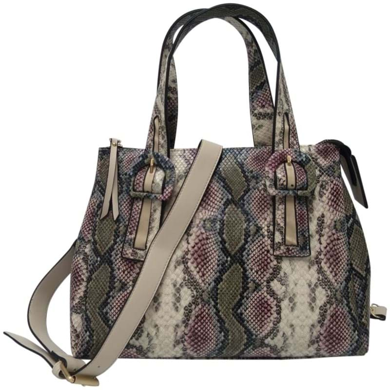 Saint Sulpice Shopper Rose,Grey,Creme 2