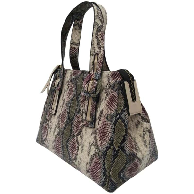Saint Sulpice Shopper Rose,Grey,Creme 4