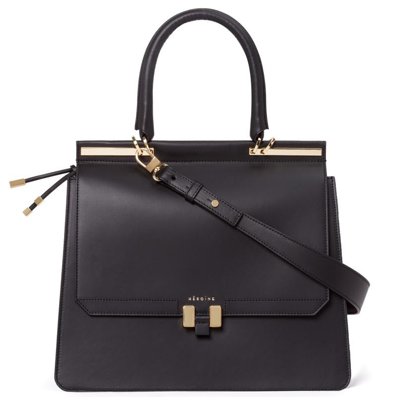 Maison Heroine Håndtaske Marlene  Sort 1