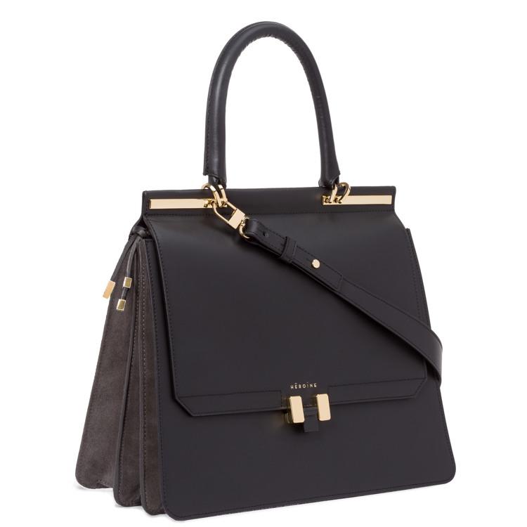 Maison Heroine Håndtaske Marlene  Sort 2