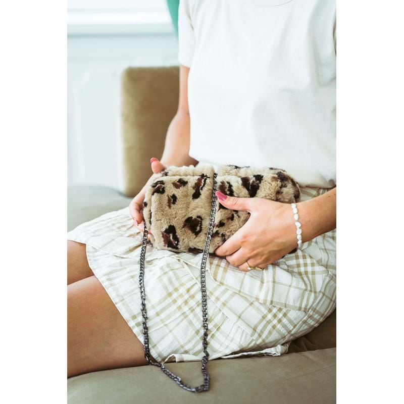 NATURES Collection Clutch Ellen  Leopard 2