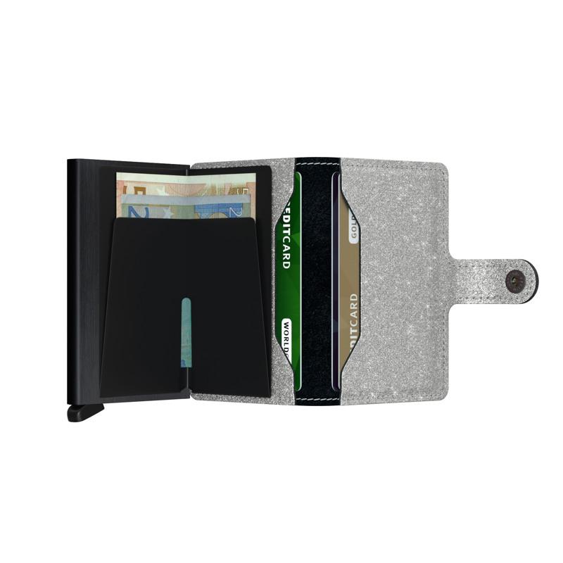 Secrid Kortholder Mini wallet Sølv 2