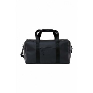 Rains Sportstaske Gym Bag Sort