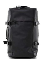 Rains Rejsetaske Travel Bag L Sort