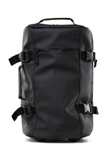 Rains Rejsetaske Travel Bag S Sort
