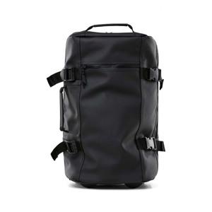 Rains Rejsetaske Travel Bag S Sort