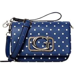 Guess Crossbody Annarita Blå