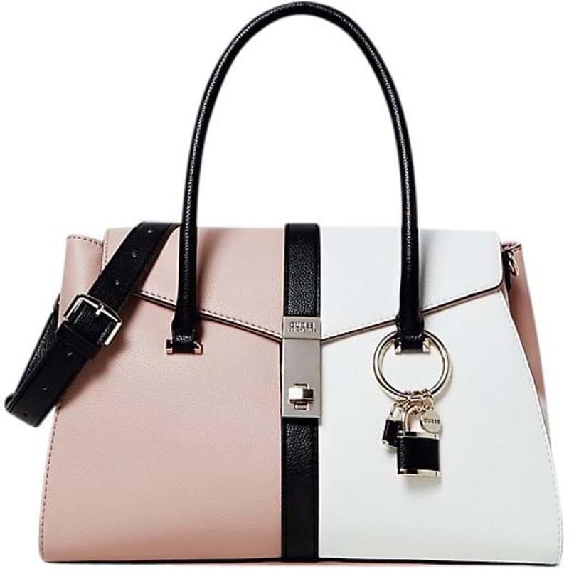 Guess Håndtaske Asher  Rosa 1