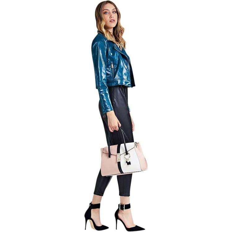 Guess Håndtaske Asher  Rosa 2