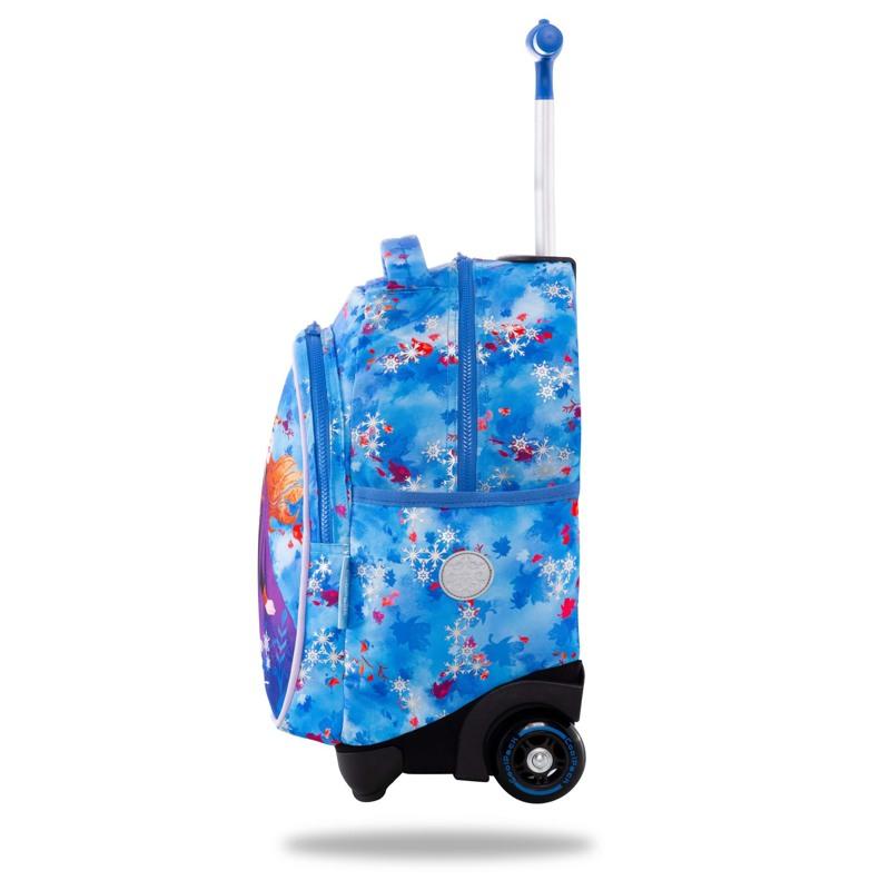 Coolpack Trolley Rygsæk Jack XL Blå 6