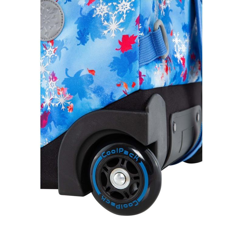Coolpack Trolley Rygsæk Jack XL Blå 7