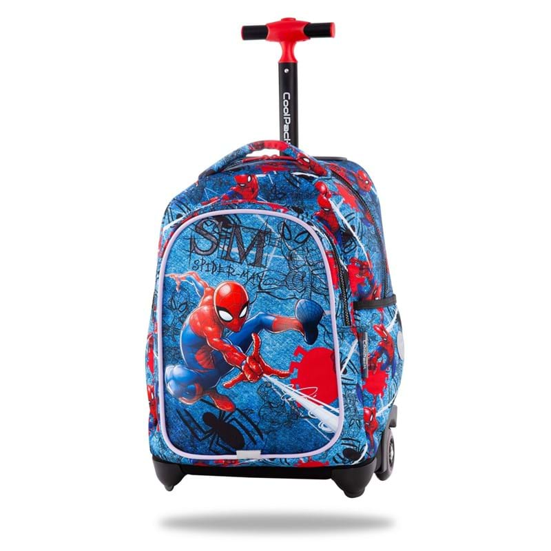 Coolpack Trolley Rygsæk Jack XL Blå/rød 1