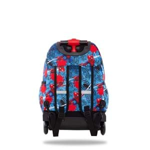 Coolpack Trolley Rygsæk Jack XL Blå/rød 2