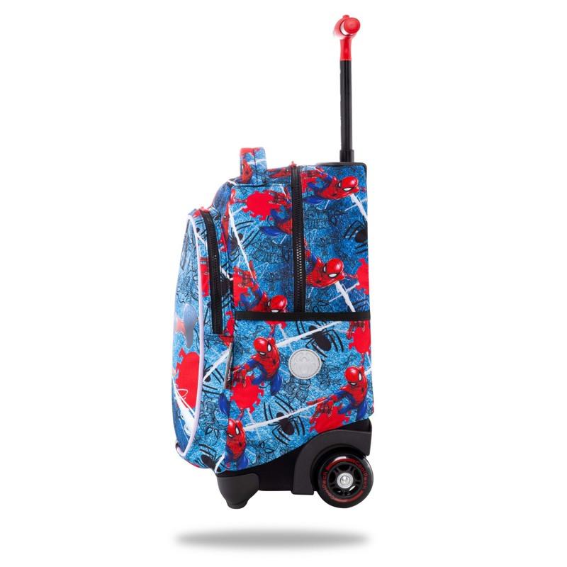 Coolpack Trolley Rygsæk Jack XL Blå/rød 6