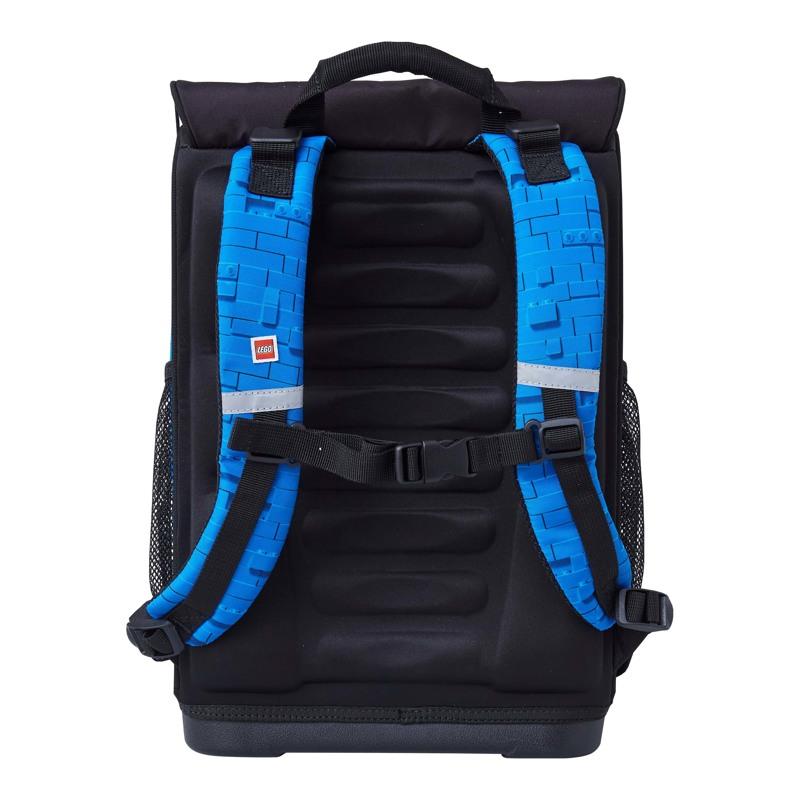 LEGO Skoletaskesæt Optimo City Poli Blå/sort 4