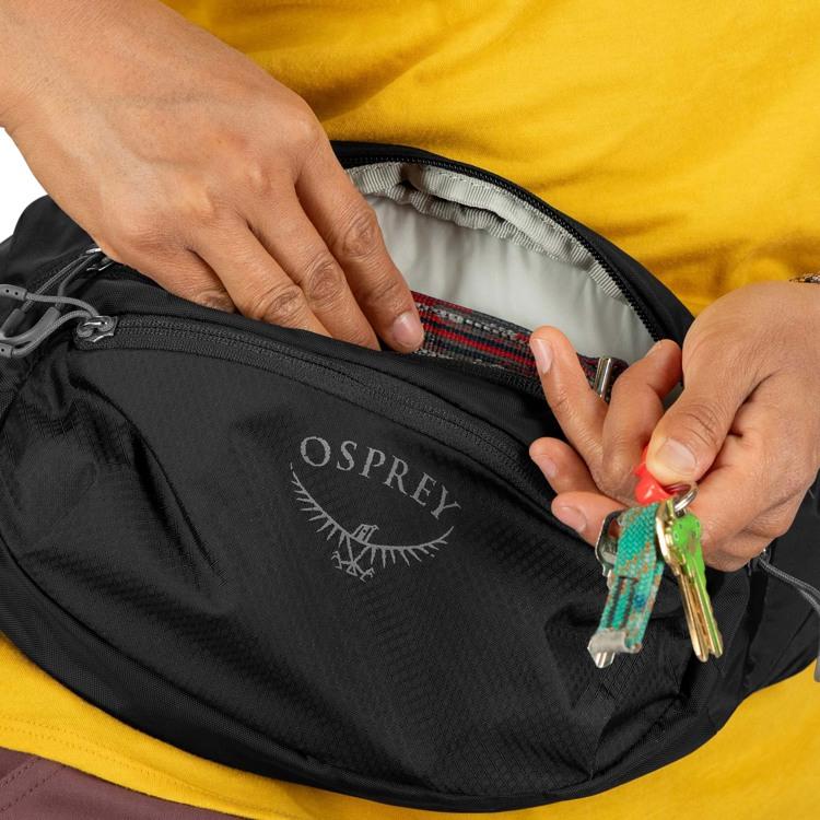 Osprey Bæltetaske Daylite Waist Sort 5
