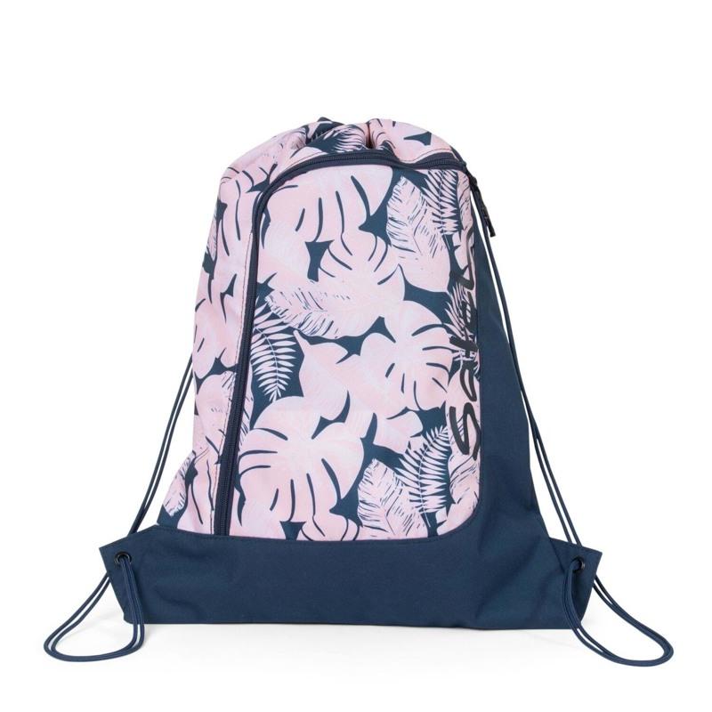 Satch Gymnastikpose Pink Blomst 1