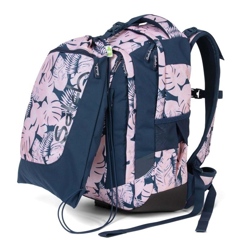 Satch Gymnastikpose Pink Blomst 2
