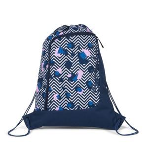 Satch Gymnastikpose Blå/mønster