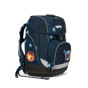 Ergobag Skoletaskesæt Cubo Glow Mørk blå alt image