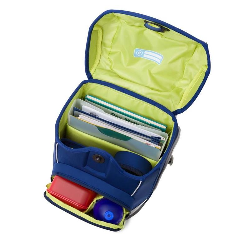 Ergobag Skoletaskesæt Cubo Lumi Pink/Grøn 6