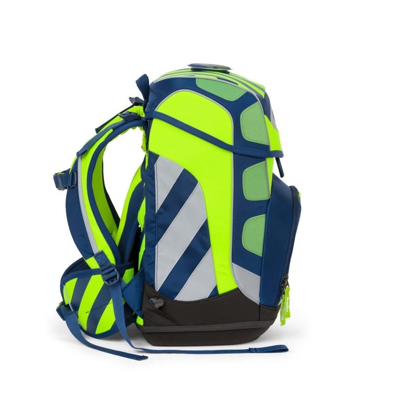 Ergobag Skoletaskesæt Cubo Neo Blå/gul 3