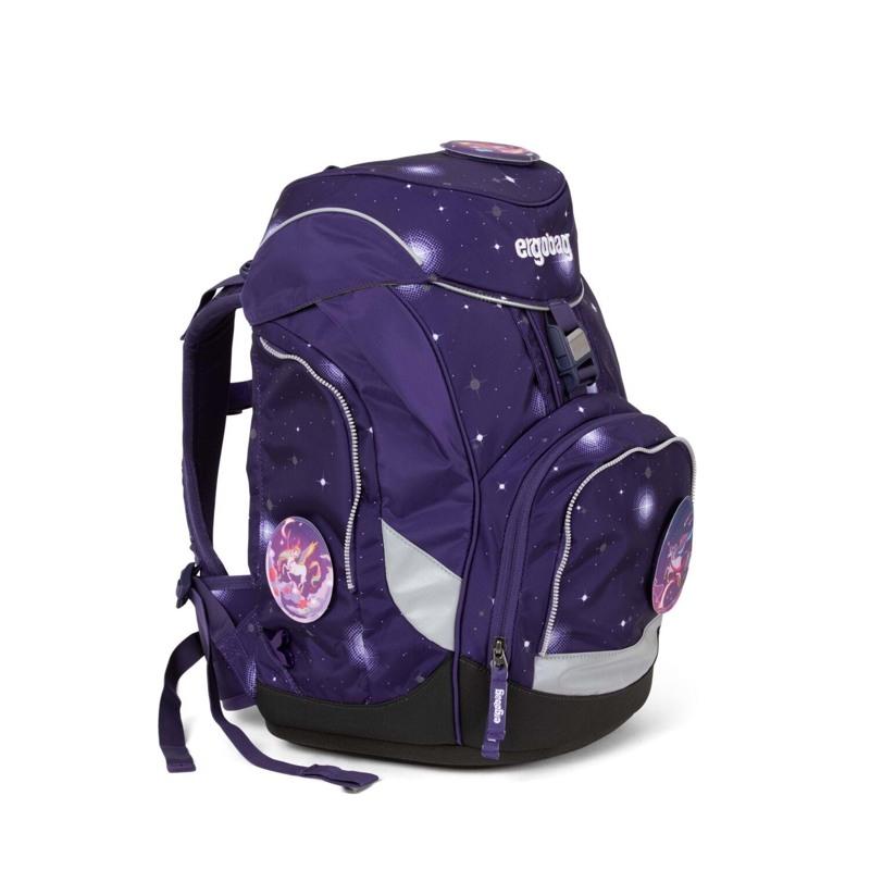 Ergobag Skoletaskesæt Pack Glow M.Lilla 2