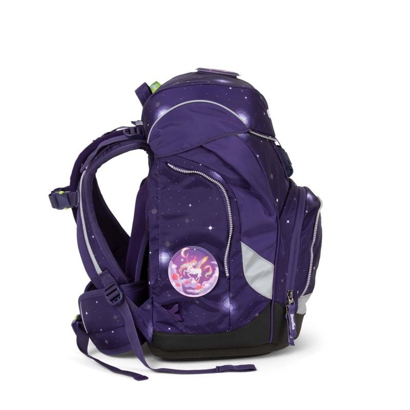 Ergobag Skoletaskesæt Pack Glow M.Lilla 3