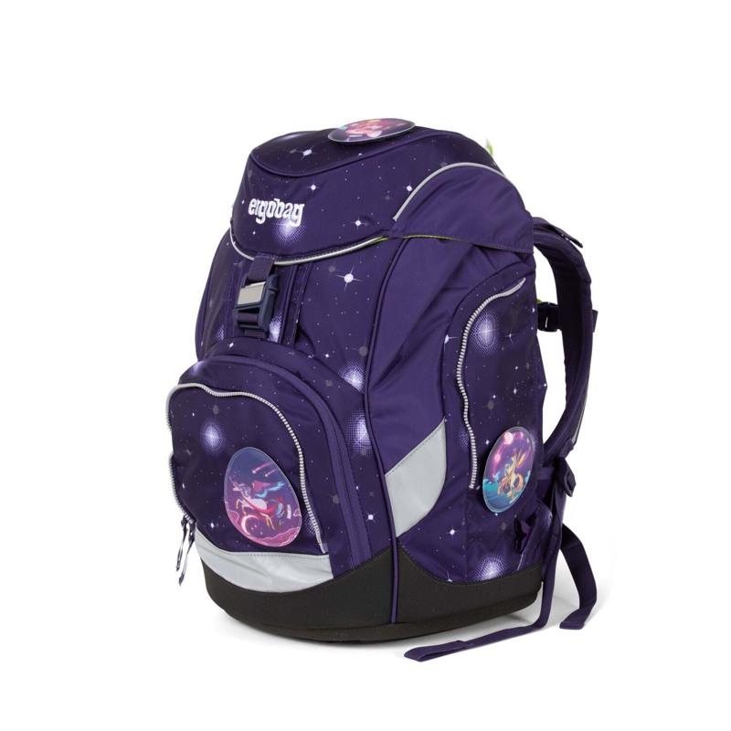 Ergobag Skoletaskesæt Pack Glow M.Lilla 6