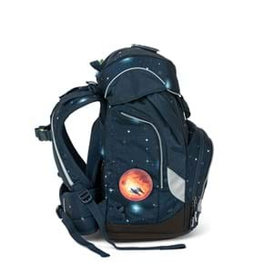 Ergobag Skoletaskesæt Pack Glow Mørk blå 3