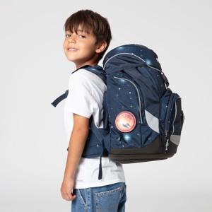Ergobag Skoletaskesæt Pack Glow Mørk blå 7