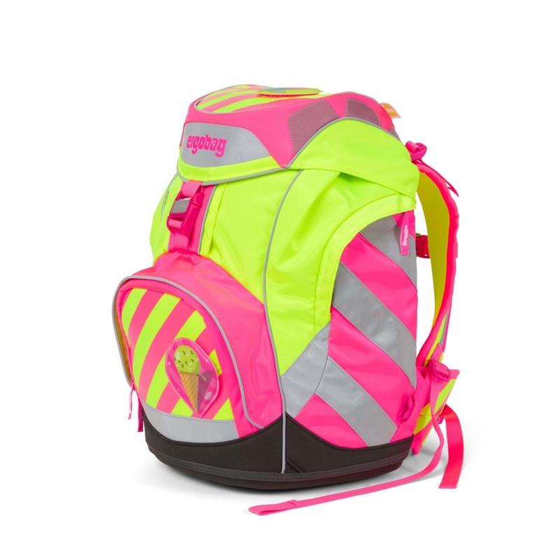 Ergobag Skoletaskesæt Pack Neo Pink 6