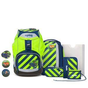 Ergobag Skoletaskesæt Pack Neo Blå