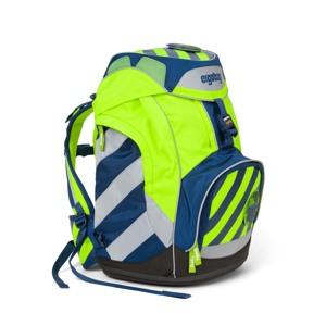 Ergobag Skoletaskesæt Pack Neo Blå/gul alt image