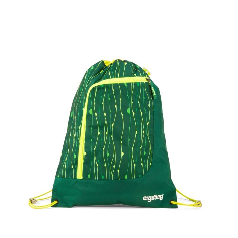 Ergobag Gymnastikpose Prime Lumi Grøn/Taupe 1