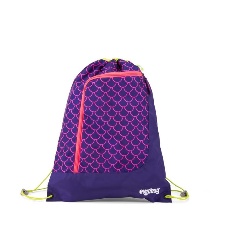 Ergobag Gymnastikpose Prime Lumi Pink/Grøn 1