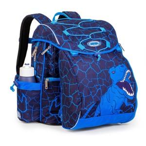 JEVA Skoletaske Intermediate Monste Blå/blå 2