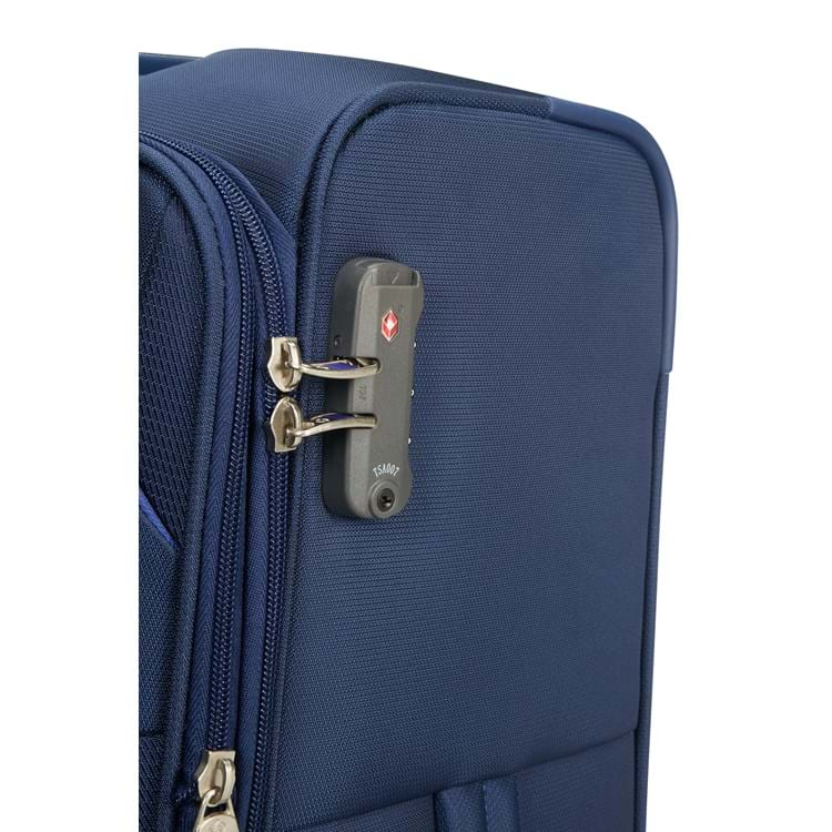 Samsonite Kuffert Artos Blå 3