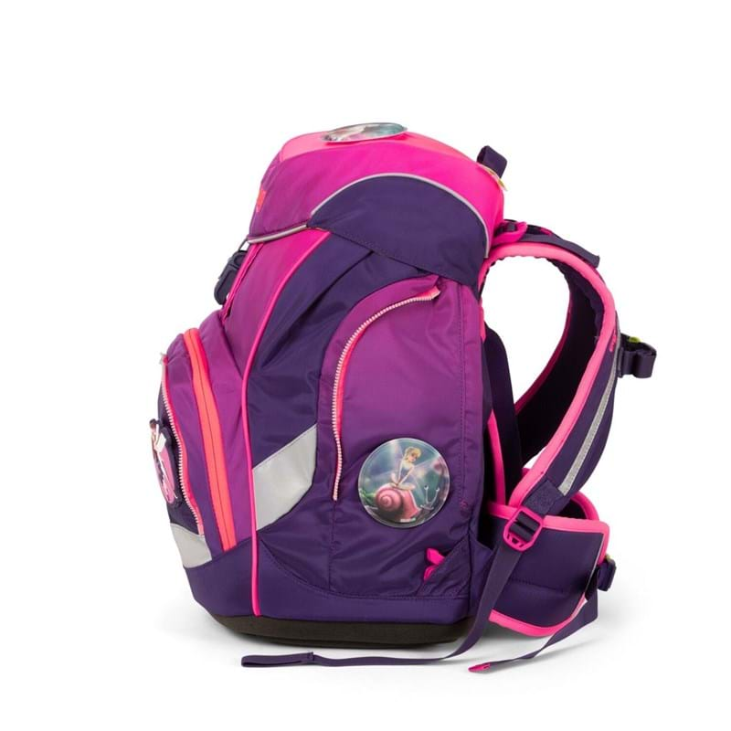 Ergobag Skoletaskesæt Pack Ltd Edition Lilla/pink 5